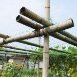 炭焼き・穴掘り・支柱立て!EdiblePark茅ヶ崎のパーゴラ拡張大作戦